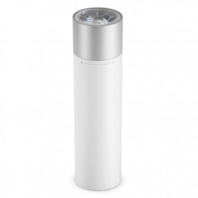 Xiaomi Mi Portable Flashlight Senter LED Mini - LPB01ZM - White