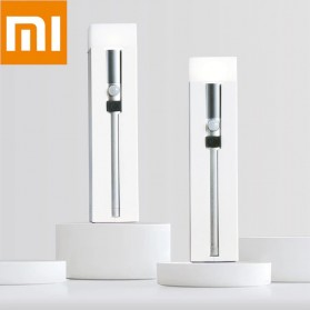 Xiaomi NexTool Lampu Senter Sensor Gerak Flashlight Emergency Lamp Powerbank - White