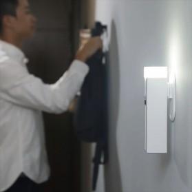 Xiaomi NexTool Lampu Senter Sensor Gerak Flashlight Emergency Lamp Powerbank - ZES0425 - White - 4