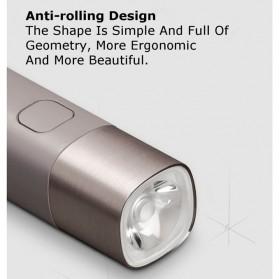 Xiaomi SOLOVE X3S Senter LED Flashlight Rechargerable + Powerbank 3000mAh - White - 6