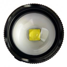 Xtar WK007 Senter LED CREE XP-G3 500 Lumens - Black - 4