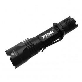 Xtar TZ28 Senter LED CREE XHP35 HI/D4 1500 Lumens - Black