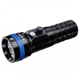Xtar D26 Diving Waterproof Senter LED CREE XHP35-HI D4 1600 Lumens - Black