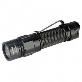 Xtar Venus WK16 Senter LED CREE XP-G3 S4 550 Lumens with Battery and Charger - Black