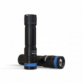 Xtar D20 Diving Waterproof Senter LED Cree XP-L V6 1000 Lumens - Black - 4