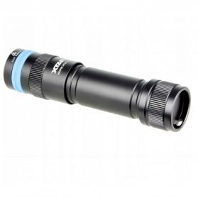 Xtar D20B Diving Waterproof Senter LED Cree XP-L V6 1000 Lumens - Black - 4