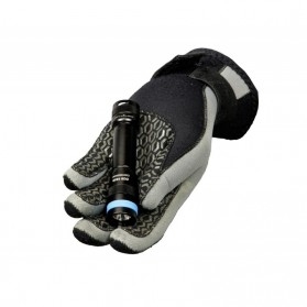 Xtar D20B Diving Waterproof Senter LED Cree XP-L V6 1000 Lumens - Black - 6