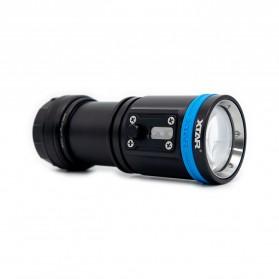 Xtar D30 Diving Waterproof Senter LED 4000 Lumens - Black