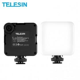 Telesin Lighting LED Mini Lampu Kamera Video RGB 2000mAh - LED-68R - Black