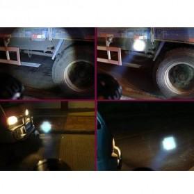 TaffLED Senter LED Mini XPE 320 Lumens - W-36 - Black - 5