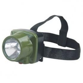 TRLIFE Military Waterproof Headlamp LED Cree - 2014-2 - Army Green - 1