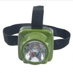 TRLIFE Military Waterproof Headlamp LED Cree - 2014-2 - Army Green - 5