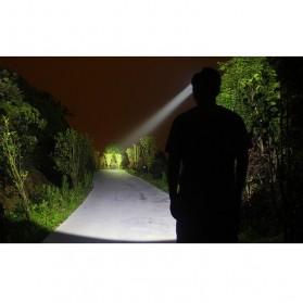 TRLIFE Military Waterproof Headlamp LED Cree - 2014-2 - Army Green - 7