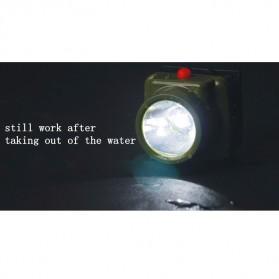 TRLIFE Military Waterproof Headlamp LED Cree - 2014-2 - Army Green - 9