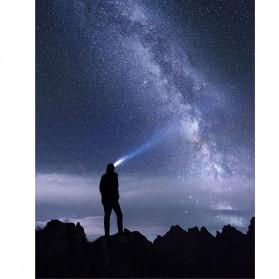TRLIFE Lampu LED Zoom Headlamp Telescopic 3W - BL253 - Black - 6