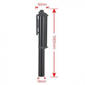 TaffLED Penlight  COB LED 3W 450 Lumens - BC10 - Black - 2