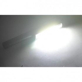 TaffLED Penlight  COB LED 3W 450 Lumens - BC10 - Black - 3