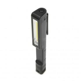 TaffLED Senter Pena Mini LED 1.5W COB 160 Lumens - BC09 - Black