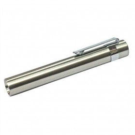 ICOCO Soshine Senter LED Cree Q5 250 Lumens - Silver