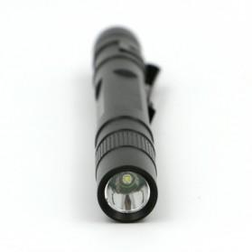 TaffLED Senter LED Mini XPE - R3 - Silver - 3