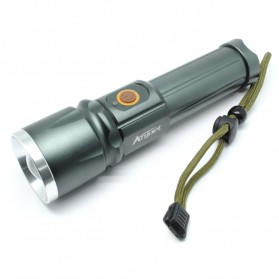 Anjoet X900 Senter LED Tactical Cree XM-L T6 - Black