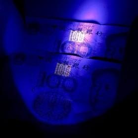 TaffLED Senter Ultraviolet  400nm 12 LED - UV-12 - Black - 8