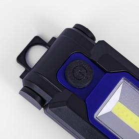 TaffLED Senter LED LR10 COB Camping Magnetic 3W - WY8101 - Black - 7