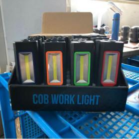 TaffLED Senter LED LR10 COB Camping Magnetic 3W - WY8101 - Multi-Color - 3