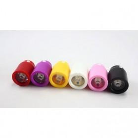 USB LED Flashlight for Power Bank - Pink - 2