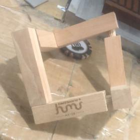 Taffware Air Humidifier Aromatherapy Oil Diffuser Lampu Tidur Simulation 3D Moon Night Light Ultrasonic - Humi AX-08 - White - 12
