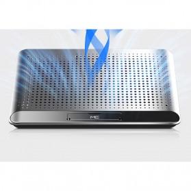 MC Cooling Pad Laptop Radiator Base 1 Fan - Q5 - Black - 6