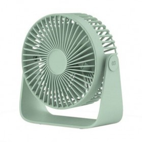 Sothing Kipas Angin Mini Desktop Fan - GF03 - Green