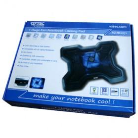 VZTEC Big Fan Usb Cooler Pad (VZ-NC2171) - Black - 2