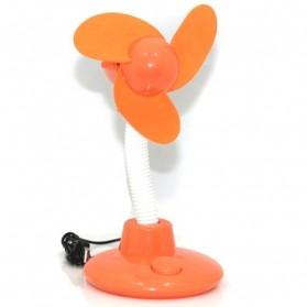 VZTEC USB Mini Desk Fan - VZ-UF2209 - Orange