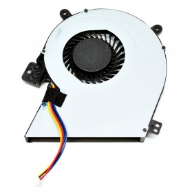 Laptop Fan / CPU Fan - Asus X451 / X551 CPU Processor Cooling Fan - Black