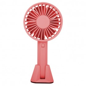 Xiaomi Mijia VH Kipas Angin Handheld Base Portable Fan - F03 - Red