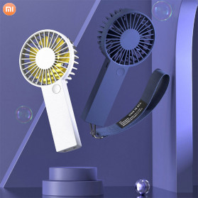 Xiaomi Mijia VH Yue Kipas Mini Portable Fan USB Handheld - White