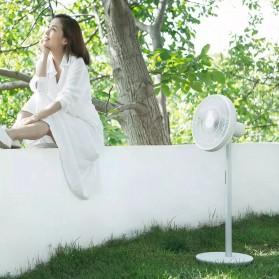 Xiaomi Smartmi Floor Fan 3 Kipas Angin Lantai Pintar DC Standing Wireless Rechargeable - ZLBPLDSO5ZM - White - 6