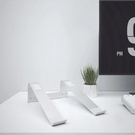 Xiaomi iQunix L-Stand Laptop Holder Aluminium 15 Inch - Silver - 4