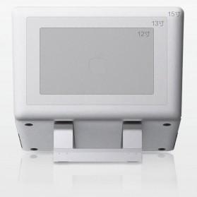 Xiaomi iQunix L-Stand Laptop Holder Aluminium 15 Inch - Silver - 5