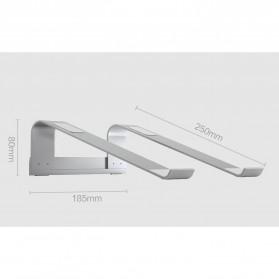 Xiaomi iQunix L-Stand Laptop Holder Aluminium 15 Inch - Silver - 7