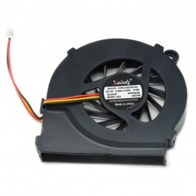 HP Compaq CQ42 CPU Processor Cooling Fan - Black