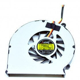 HP Compaq CQ43 CQ57 CPU Processor Cooling Fan - Black