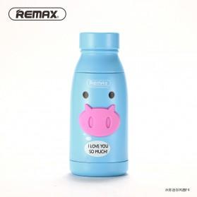 Remax Rechargeable USB Mini Fan - F4 - Blue
