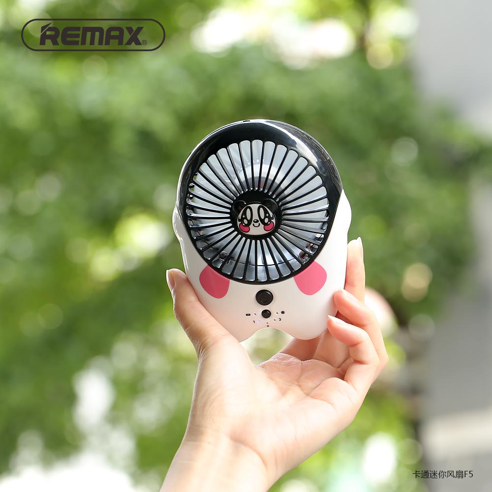 Yangunik Kipas Angin Portable Bisa Chager Daftar Harga Terlengkap Mini Fan Gagang Remax Kartun Usb Rechargeable F6