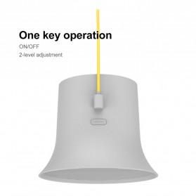 Baseus Kipas Angin USB Desktop Small Horn - CXLB-0G - Gray - 4