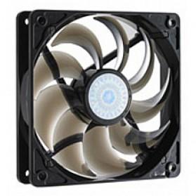 Cooler Master SickleFlow X CPU Fan 120mm LED - Red - 3