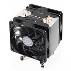 Cooler Master SickleFlow X CPU Fan 120mm LED - Red - 4