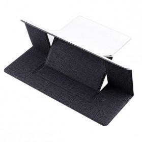 BUBM Laptop Stand Portable Adjustable - ZDZJ-A - Black - 10