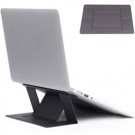 BUBM Laptop Stand Portable Adjustable - ZDZJ-A - Black - 8